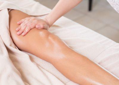 Blended Aromatherapy Massage