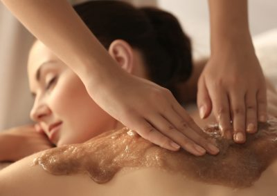 Luxury Thermal Back Treatment