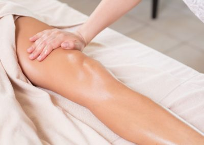 Blended Aromatherapy Massage