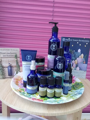 Neal's Yard Remedies Have Arrived!